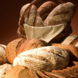 Assortment of baked bread — Stock Photo #2855104
