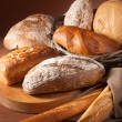 Assortment of baked bread — Stock Photo #3501766