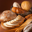 Assortment of baked bread — Stock Photo #3501778