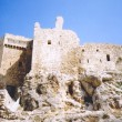 Assasins fortress ruins syria — Stock Photo #2791909