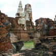 Royalty-Free Stock Photo: Ayutthaya ruins