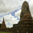 Ayutthaya cloudscpae — Stock Photo