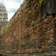 Stock Photo: Ayutthaya ruins