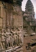 Angkor asparas — Stock fotografie