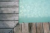 Pools edge — Stock Photo