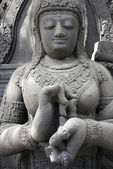 Balinese beeldhouwkunst — Stockfoto