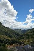 Batad cloudscape — Stock fotografie