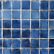 Blue tiles — Stock Photo