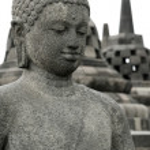 Borobudur buddha — Stock Photo #2814225