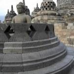 Borobudur buddha — Stock Photo #2814254