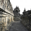 Borobudur architecture - Stock Photo