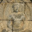 Borobudur art — Stock Photo