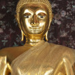 Bangkok buddha — Stock Photo