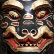 Balinese mask — Stock Photo