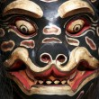 Balinese mask - Stock Photo