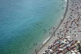 Beach holiday — Stock Photo