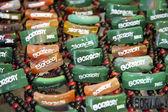 Boracay bracelets — Stock Photo