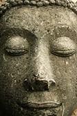 Visage de bouddhas — Photo