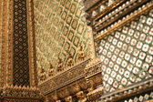 Grand palace details — Stock Photo