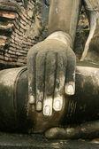 Buddhas hand — Stock Photo