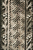 Balinese wood carving — Stock Photo