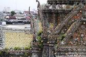 Wat arun temple of the dawn — Stock Photo
