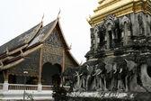 Chaing mai tapınağı — Stok fotoğraf