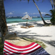 Flag hammock — Stock Photo #2830387
