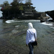 tanah lot — Stock Photo