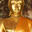 Golden buddha — Stock Photo #2830810