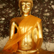 Golden buddha — Stock Photo #2830813