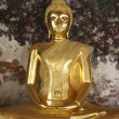 Golden buddha — Stock Photo #2830817