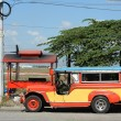 Clark jeepney — Stock Photo #2909074