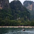 Stock Photo: Krabi karst