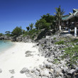 Malapascua beach resort - Stock Photo
