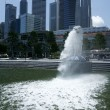 Merlion singapore - Stock Photo