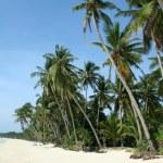 Boracay beach — Stock Photo