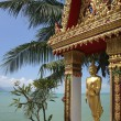 Koh samui buddha — Stock Photo