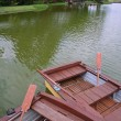 Stock Photo: Rowboats