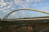Nielson bridge — Stock Photo