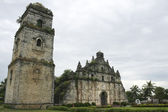 Paoay church — Stockfoto