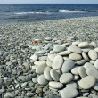 Stock Photo: Beach stones