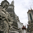 Wat arun temple of the dawn - Stok fotoğraf