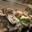 Stock Photo: Street food