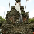 Balinese temple - Stock Photo