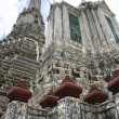 Wat arun temple of the dawn - Stock Photo