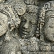 Stock Photo: Borobudur art