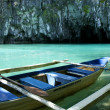 Underground river — Stock Photo