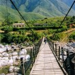 Royalty-Free Stock Photo: Sapa bridge