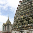 Wat arun temple of the dawn - Foto de Stock